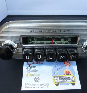 Blaupunkt for Ford Taunus